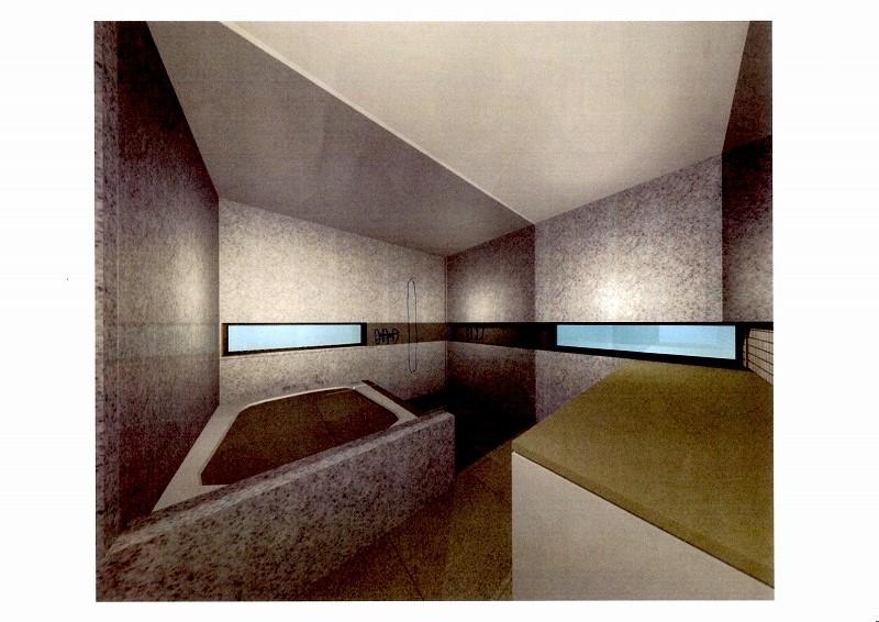 見積りに大きく影響する浴室は在来かUBか(CG画像)
