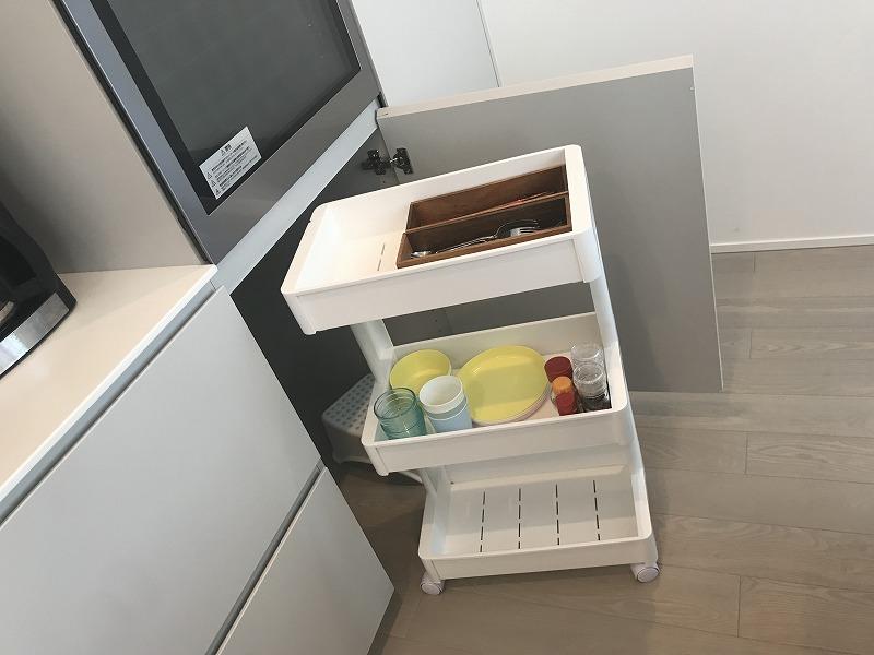 kitchen wagon キッチン ワゴン