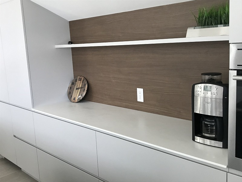 kitchen wall cabinet キッチン 背面収納