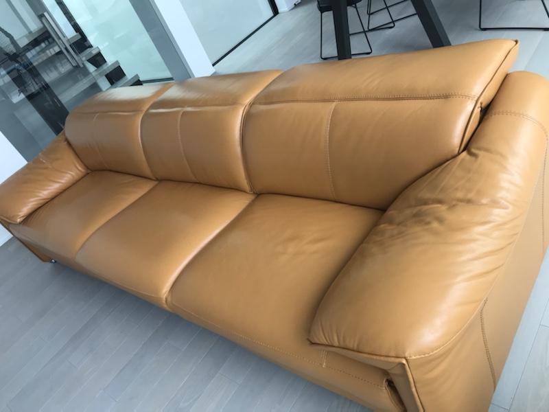 HTL電動リクライニングソファー
