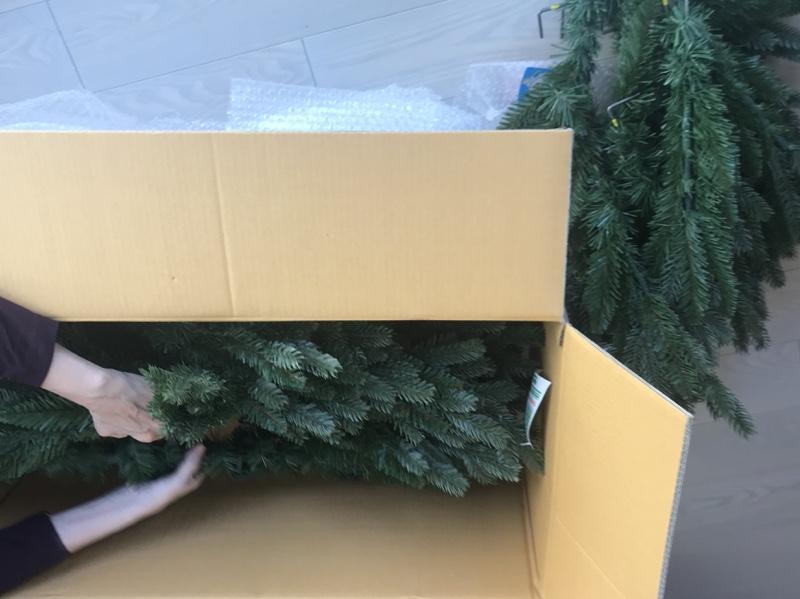 伊勢丹クリスマスツリー